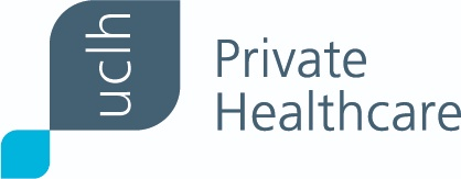 UCLH Private Healthcare Logo